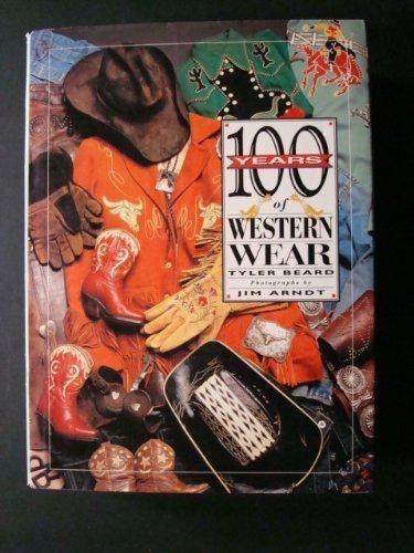 100 Years of Western Wear por Tyler Beard