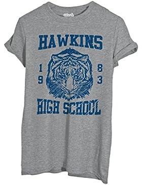 T-Shirt HAWKINS HIGH SHOOL STRAN