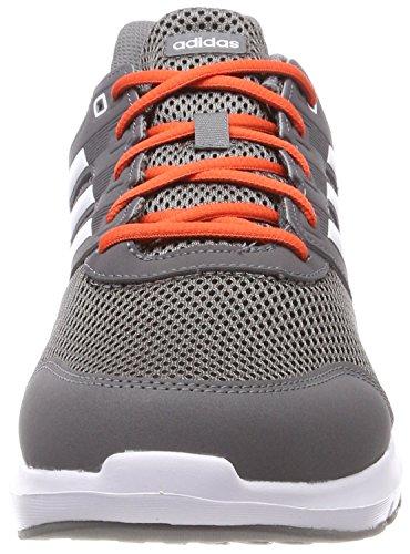 adidas Duramo Lite 2.0, Chaussures de Running Compétition Homme, Bleu Gris (Grey Four F17/grey Five F17)