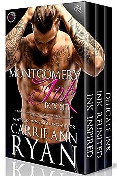 Montgomery Ink Box Set 1 (Books 0, 0.6, and 1) (English Edition)