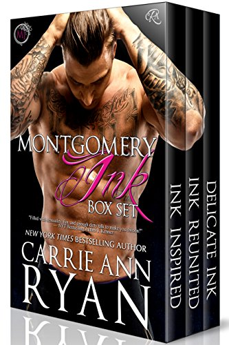 Montgomery Ink Box Set 1 (Books 0, 0.6, and 1) (English Edition)