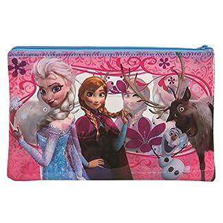 Disney Frozen Estuche con cremallera para la escuela