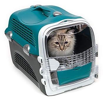 Cat it Catit Cabrio Transport Turquoise