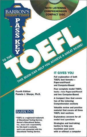 Pass Key to the Toefl: Test of English As a Foreign Language