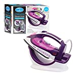 Quest 35070 220 Degree Max Cordless Steam Iron, 2400 W