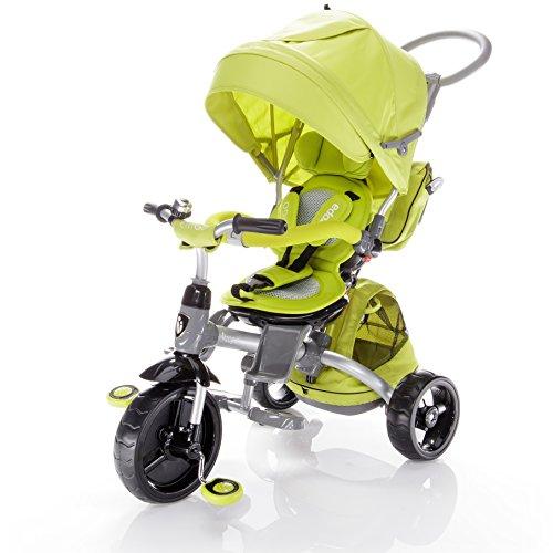Zopa Kinderdreirad citiGO - Dreirad (Farbe: Kiwi Green)