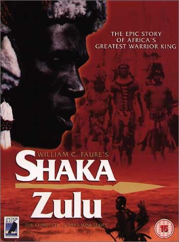 Shaka Zulu [4 DVDs] [UK Import]