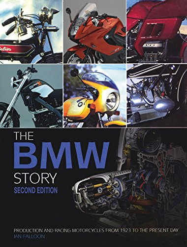BMW Motorcycle Story - second edition por Ian Falloon