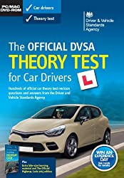 The official DVSA theory test for car drivers [DVD-ROM]