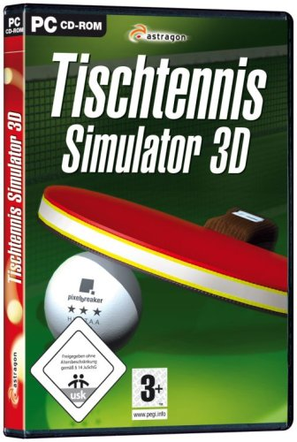 Tischtennis Simulator 3D