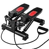 ENKEEO Mini Stepper Twister Up-Down-Stepper Drehstepper & Sidestepper, Benutzergewicht bis 120kg mit...
