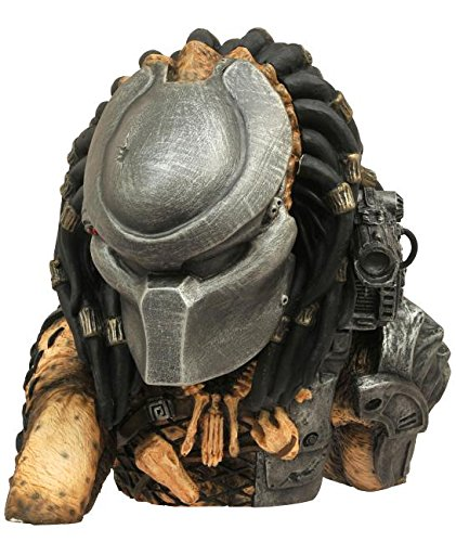 Vs Predator Kostüm Kinder Alien - Plants vs Zombies Predator Maskiert Brustumfang Bank