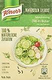 Knorr Natürlich Lecker Salatdressing Dill-Kräuter (10 x 4er-Pack)