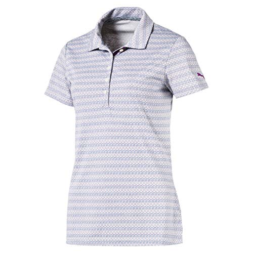 Puma Damen W Sundays Polo Shirt, Majesty S