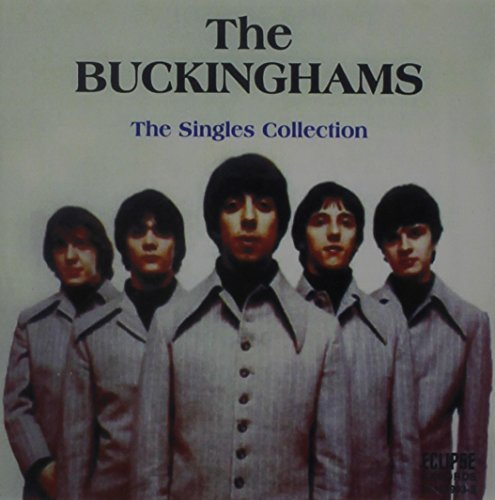 Buckingham Single (Singles Collection 31 Cuts by Buckinghams (2013-08-13j)