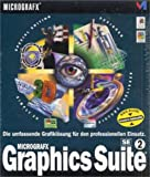 Micrografx Graphics Suite 2 SE CD-ROM für Windows 95/98/NT 3.51/NT 4. Die umfassende Grafiklösung für den professionellen Einsatz