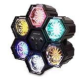 Jeu de lumière chenillard à 6 couleurs G005JB