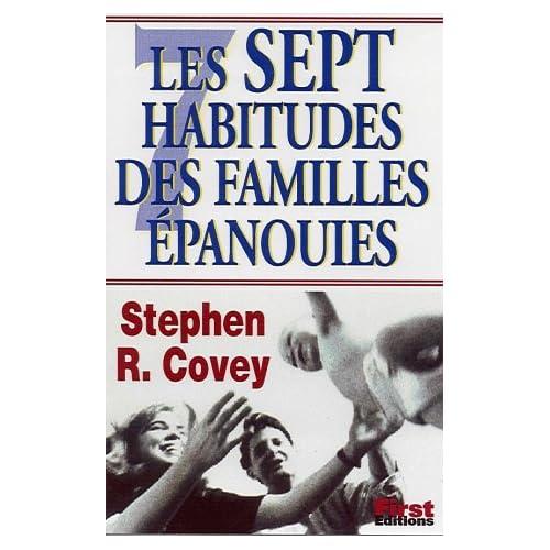 Les Sept habitudes des familles épanouies