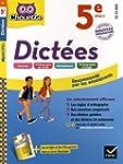 Dict�es 5e - Nouveau programme 2016