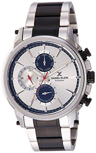 51TDFBzgv2L - Daniel Klein DK11203 1 Silver Mens watch