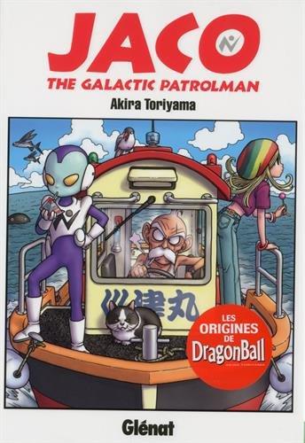 Jaco - The galactic Patrolman par TORIYAMA Akira