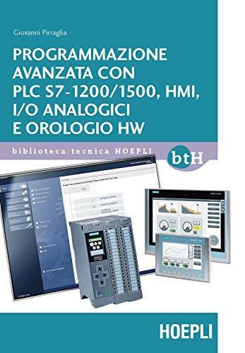 Programmazione avanzata con PLC S7-1200/1500