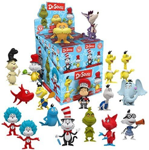 (Funko 13856Dr. Seuss Mystery Mini Spielzeug Figur (1zufällige Figur))