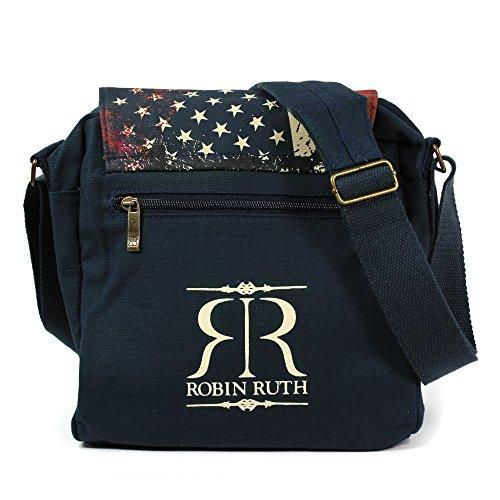 Robin Ruth , Borsa Messenger (Ueberschlag klein USA America)