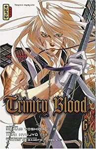 Trinity Blood Edition simple Tome 6