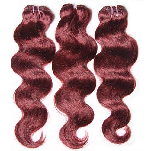 Body Wave longqibeauty ® Brazilian Virgin Remy