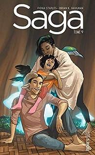 Saga, tome 9 par Brian K. Vaughan