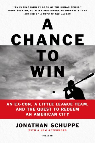 A Chance to Win: Boyhood, Baseball, and the Struggle for Redemption in the Inner City (Co-baseball-jersey)