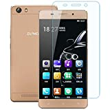Dashmesh Shopping HD Clear Tempered Glass Screen Protector for Gionee M5 Lite, Fit 99.9% Touch Accurate, 0.3mm for Gionee M5 Lite