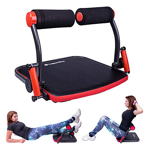 Ab Trainer inSPORTline AB Perfect Dual Ultra Pro Bauchtrainer Rückentrainer