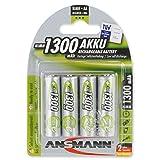 HyCell wiederaufladbar Akku Batterie Mignon AA 1000mAh NiMH ohne Memory-Effekt 16er Pack Photo Fotoakku Digitalkamera Spielzeug-Akku