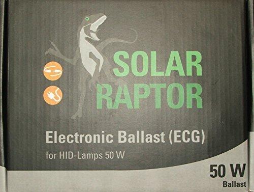 Econlux SolarRaptor elektr. Vorschaltgerät für 50W HID-Lampen Euroversion 230V -