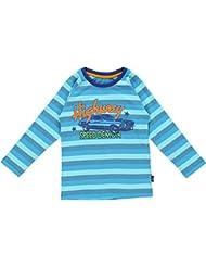 fixoni Joven manga larga camiseta You Kids Clear Sea