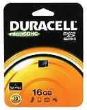 Duracell 16GB Class 4 Micro SDHC Card