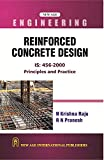 This book systematically explains the basic principles and techniques involved in the design of reinforced concrete structures. It exhaustively covers the first course on the subject at B. E. / B. Tech level. Important features: Exposition is based o...