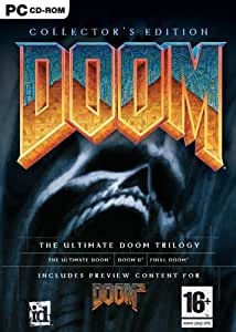 Doom - Collector's Edition (PC CD)