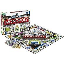 Real Madrid - Real Madrid - Juego monopoly 2º edición (Monopoly EF-82431) (Monopoly 82431)