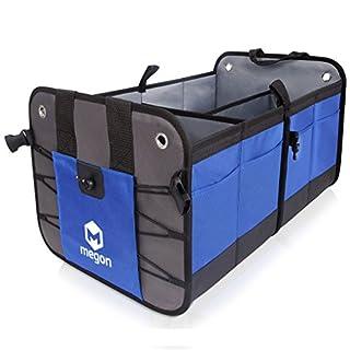 Auto Trunk Kofferraum Organizer Tidy Bag, robust, langlebig, wasserdicht, Werkzeug Träger Box, kein Schmutz mehr in Stamm, Auto Kofferraum Stauraum, Kofferraum für Peugeot 206CC