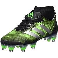 hot sale online e4ad8 f5e05 adidas Kakari Force SG - Botas de Rugby para Hombre, Negro - (Negbas