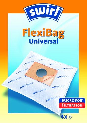 Swirl 206506 Flexibag - Bolsas universales para aspirador