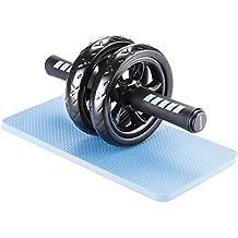 Readaeer Abdominales Ab Roller con Dicker Rodillera Auflage mejor Fitness Workout para los músculos abdominales