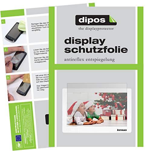 dipos I 6X Schutzfolie matt passend für Kenuo 11.6 Zoll Folie Displayschutzfolie