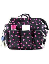 Periea Handbag Organiser, 13 Compartments - Sash (3 Colours Available)