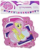 Amscan International My Little Pony Happy Birthday Spruchbanner