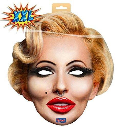 gomaEVA botoxed Mujer Máscara con elástico