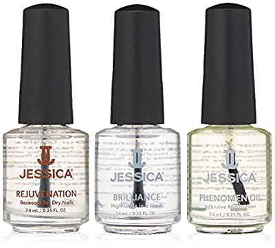 JESSICA Treatment Kit for Dry Nails from Jessica Cosmetics International, Inc.